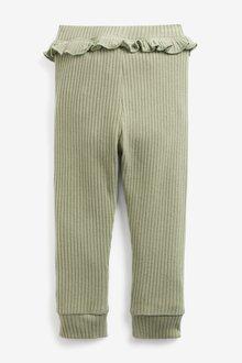 Next Long Sleeve Knitted Peplum Jogger Set (3mths-7yrs) - 289185