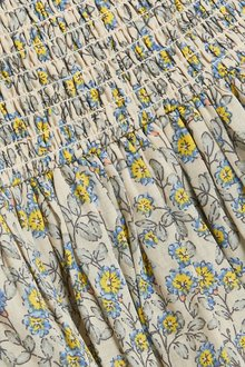 Next Shirred Cotton Blouse (3-16yrs) - 289191