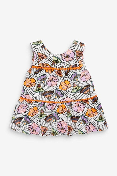 Next Summer Vest And Joggers Co-ord Set (3mths-7yrs)