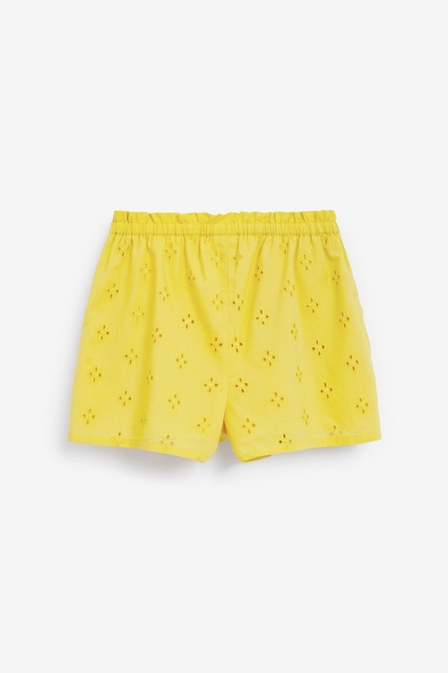 Next Cotton Co-Ord (3-16yrs)-Shorts