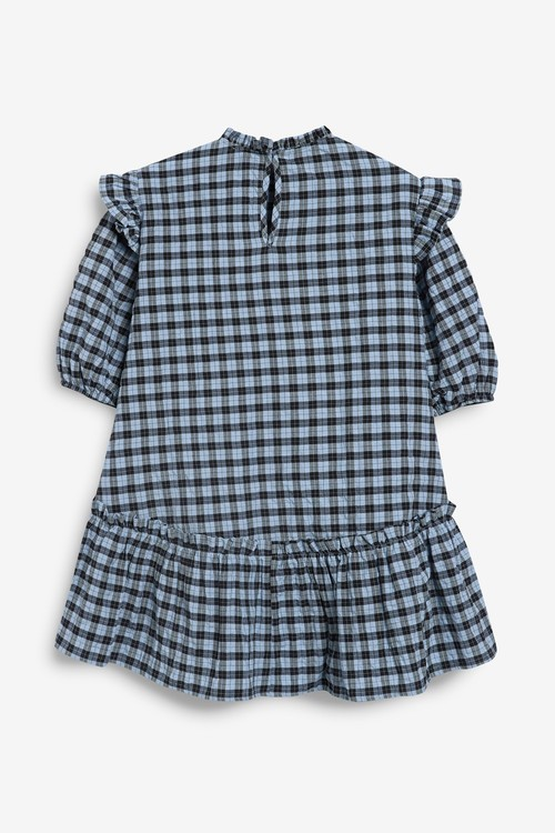 Next Check Dress (3-16yrs)