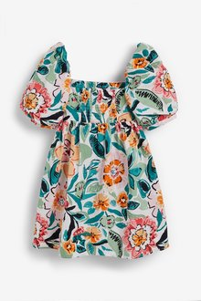 Next Knot Front Dress (3-16yrs) - 289301