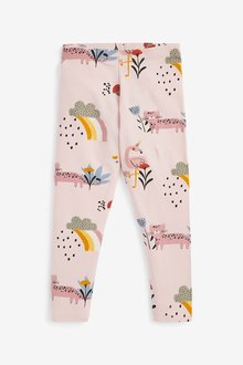 Next Unicorn Dress, T-Shirt And Leggings Bundle (3mths-7yrs) - 289306