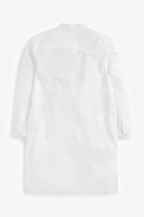 Next Long Embroidered Tunic/Kurta (3-16yrs)