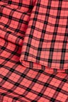 Next Cold Shoulder Check Dress (3-16yrs)