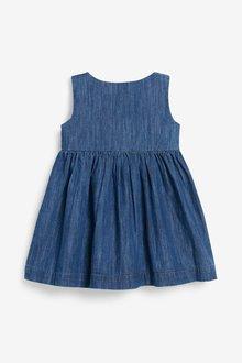 Next Unicorn Denim Dress (3mths-7yrs) - 289352