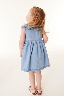 Next Sleeveless Frill Dress (3mths-7yrs) - 289355