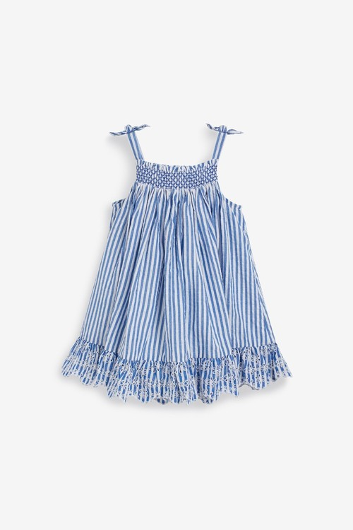 Next Embroidered Tiered Dress (3mths-7yrs)