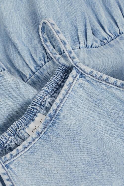 Next Cotton Tiered Sundress (3mths-7yrs)