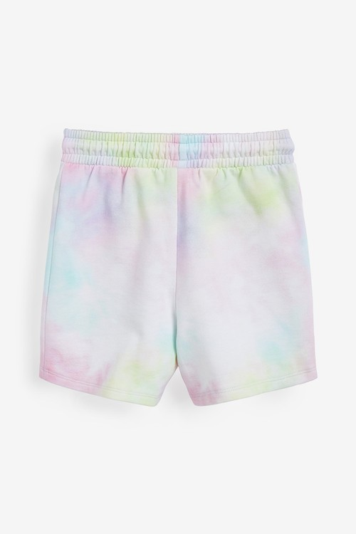 Next 2 Pack Loopback Jersey Shorts (3-16yrs)