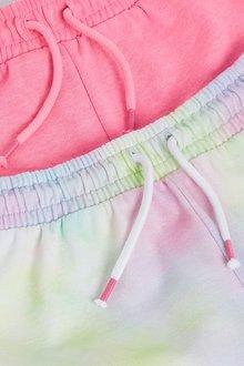 Next 2 Pack Loopback Jersey Shorts (3-16yrs) - 289388