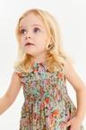 Next Shirred Cotton Collar Dress (3mths-7yrs)