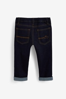 Next Five Pocket Jeans With Stretch (3mths-7yrs)-Regular Fit - 289418