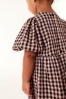 Next Puff Sleeve Volume Dress (3mths-7yrs)