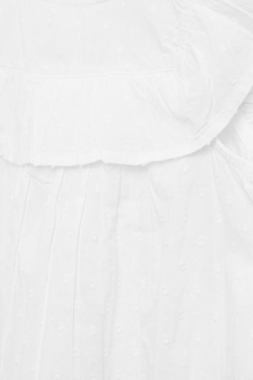 Next Cotton Frill Blouse (3mths-7yrs)