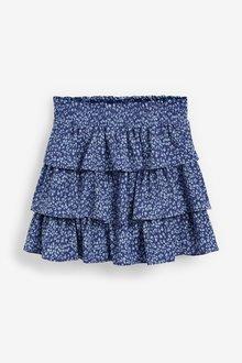 Next Shirred Skirt (3-16yrs) - 289444