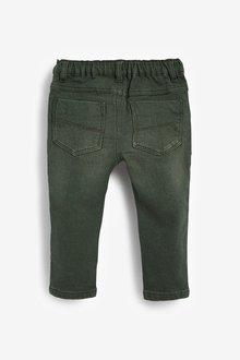 Next Slim Fit Jersey Denim 5 Pocket Jeans (3mths-7yrs) - 289447