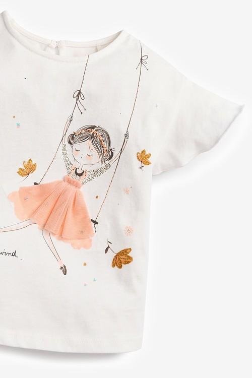 Next Girl T-Shirt (3mths-7yrs)