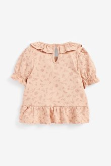 Next Floral Bunny Blouse (3mths-7yrs) - 289488