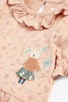 Next Floral Bunny Blouse (3mths-7yrs)