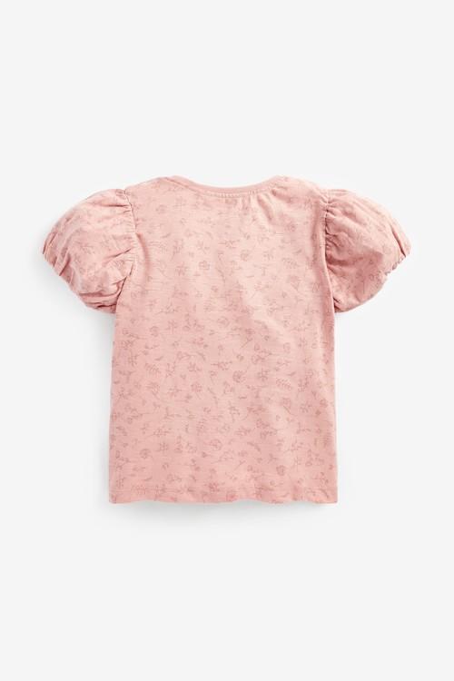 Next Applique Slogan T-Shirt (3mths-7yrs)