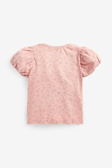 Next Applique Slogan T-Shirt (3mths-7yrs) - 289495