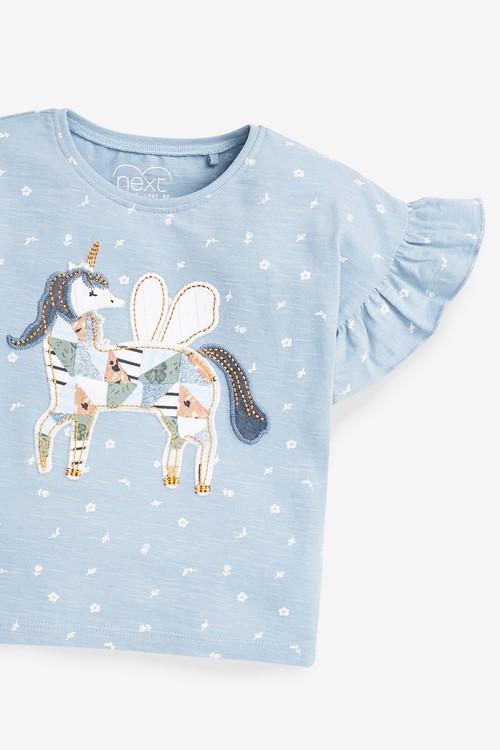 Next Unicorn T-Shirt (3mths-7yrs)