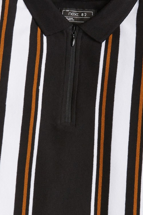 Next Vertical Stripe Poloshirt (3-16yrs)