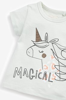Next Unicorn T-Shirt (3mths-7yrs) - 289538