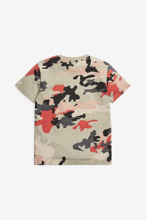 Next Flippy Sequin Football T-Shirt (3-16yrs)