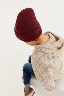 Next Knitted Slouchy Hoody (3mths-7yrs) - 289601