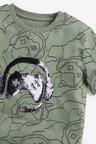 Next Flippy Sequin Gaming Short Sleeve Jersey T-Shirt (3-16yrs)