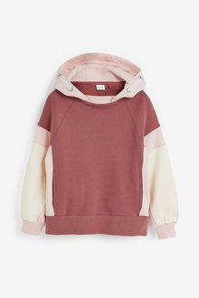 Next Colourblock Sweat (3-16yrs)-Hoody - 289605