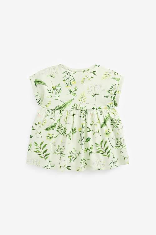 Next Organic Cotton T-Shirt (3mths-7yrs)