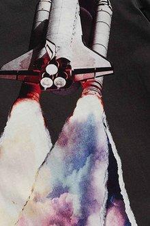 Next Rocket Graphic Short Sleeve Jersey T-Shirt (3-16yrs) - 289618