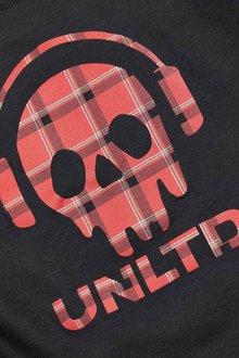 Next Check Skull T-Shirt (3-12yrs) - 289621