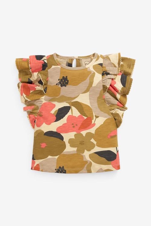 Next Frill Sleeve Vest (3mths-7yrs)