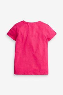 Next Organic Cotton T-Shirt (3-16yrs) - 289637