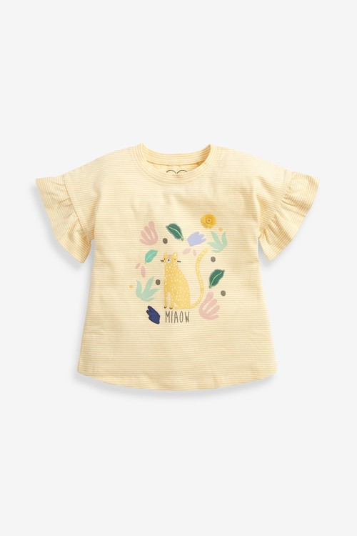 Next 3 Pack Character T-Shirts (3mths-7yrs)
