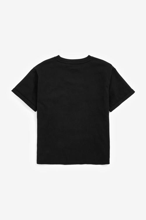 Next Oversized Basic T-Shirt (3-16yrs)