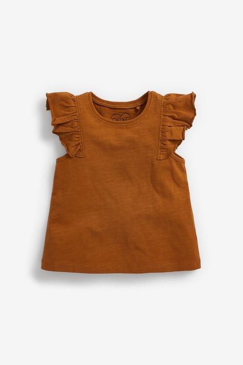 Next 5 Pack Organic Cotton Vests (3mths