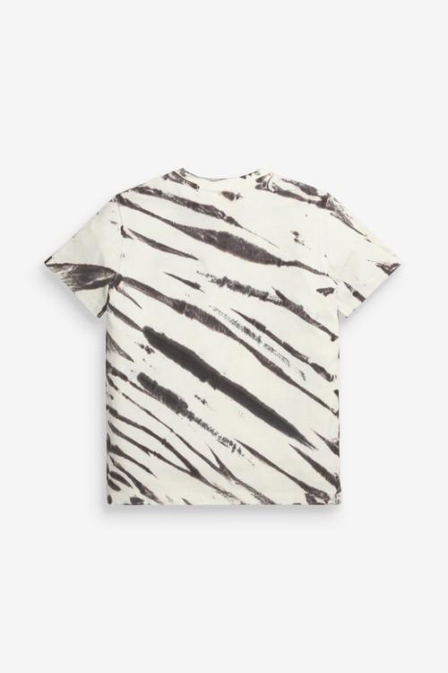 Next Tie Dye Short Sleeve Jersey T-Shirt (3-16yrs)
