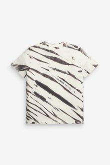 Next Tie Dye Short Sleeve Jersey T-Shirt (3-16yrs) - 289661