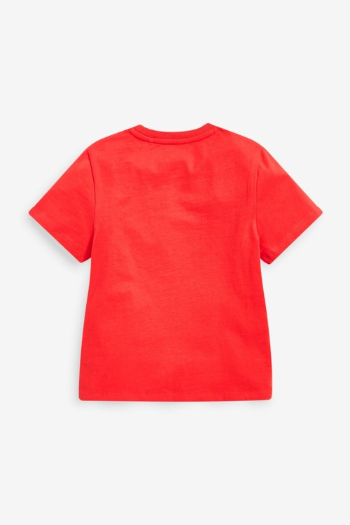 Next Relaxed Basic T-Shirt (3-16yrs)