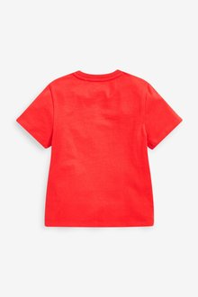 Next Relaxed Basic T-Shirt (3-16yrs) - 289664