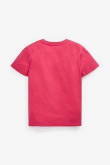 Next Bright Waves Jersey T-Shirt (3-16yrs) - 289667