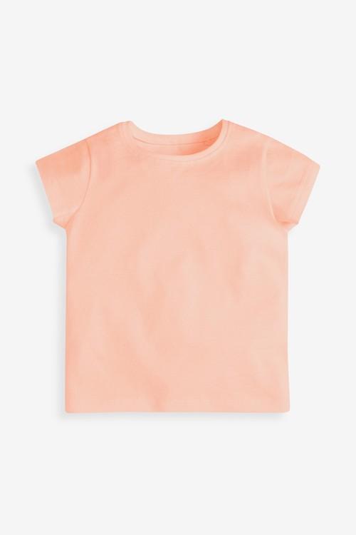 Next 8 Pack Organic Cotton Short Sleeve T-Shirts (3mths-7yrs)