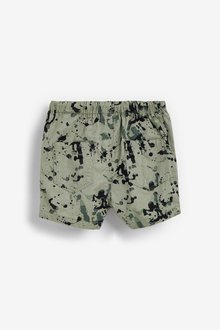 Next 3 Pack Pull-On Shorts (3mths-7yrs) - 289673