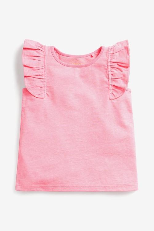 Next 5 Pack Cotton Vests (3mths-7yrs)