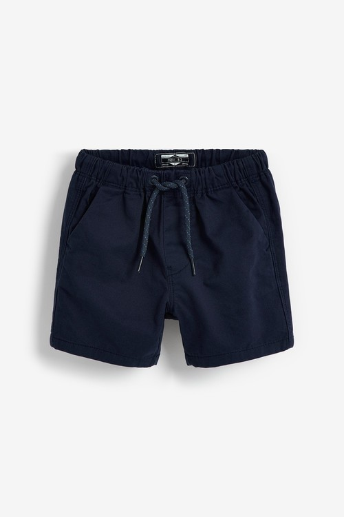 Next 3 Pack Pull On Shorts (3mths-7yrs)